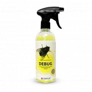 Средство для удаления насекомых DeBug (0,5 л)