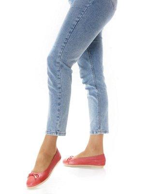 Туфли Страна производитель: Китай Полнота обуви: Тип «F» или «Fx» Материал верха: Натуральная кожа Цвет: Розовый Материал подкладки: Натуральная кожа Стиль: Повседневный Форма мыска/носка: Закругленны