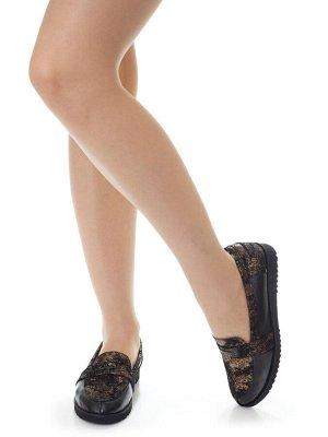 Туфли Страна производитель: Китай Размер женской обуви x: 35 Полнота обуви: Тип «F» или «Fx» Сезон: Весна/осень Тип носка: Закрытый Форма мыска/носка: Закругленный Высота каблука (см): 2 Материал верх
