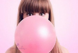 Кеды bubble gum