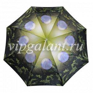 FASMI-23Lux Зонт женский TRUST 3 сл. с/а, облегчён. каркас сатин  Женские зонтики из Голландии приятных расцветок. Характери