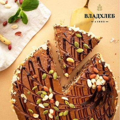 Замороженные торты и пирожные от Владхлеба! — Торты(Европейская серия) — Торты и пирожные