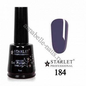 Гель-лак Starlet Professional №184 «Манхэттен»