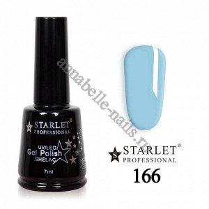 Гель-лак Starlet Professional №166 «Лазурный берег»