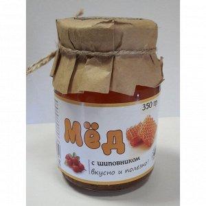 Шиповник в меде (350 гр.)
