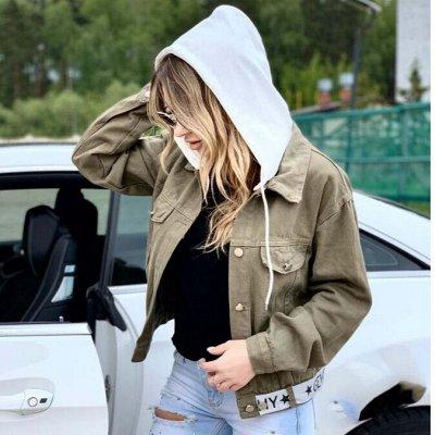 Лету быть! Яркие новинки!  — Джинсовые курточки — Джинсовые куртки