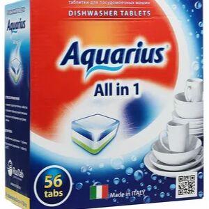 Всегда чисто! Таблетки для стирки и уборки. Самые лучшие цены — Средства для посудомоечных машин Aquarius