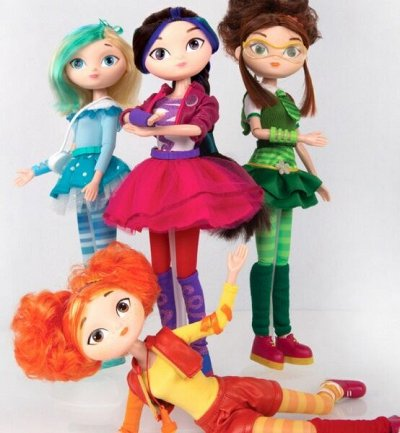 Мульт-Бюджет! Товары для детей с любимыми героями!  — Куклы — Куклы и аксессуары