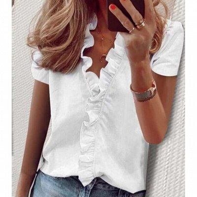 Лету быть! Яркие новинки!  — Блузки, рубашки от 42 до 56 — Рубашки и блузы