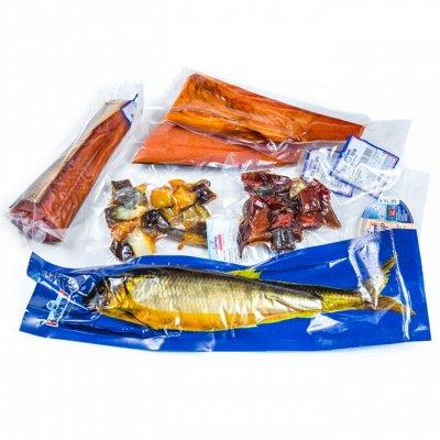 Рыба и Морепродукты от Рыбомиров! — Продукция в вакуумной упаковке — Соленые и копченые