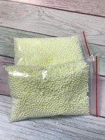 Наполнитель для слаймов пенопластовые шарики 3мм 6гр