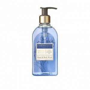 300  мл.* Жидкое мыло для рук и тела с ирисом и шалфеем Essense&Co.