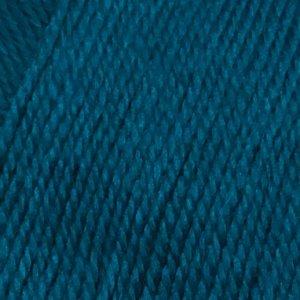 Пряжа для вязания 'Бамбо wool' (44% шерсть меринос, 10% бамбук, 46% акрил) 10х100г/500м цв.316 морская волна