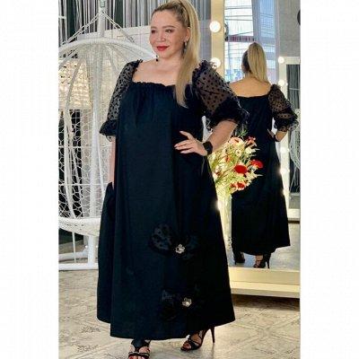 Стильная Женская одежда из Турции. 48-62 размеры   — Шикарные платья!  — Платья