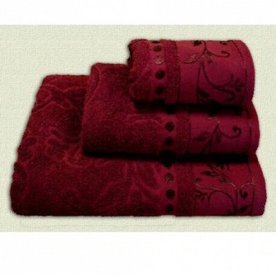 №165 -✦Домтрик-✦ Уютная домашняя одежда от 42до72р. Новинки — Набор махровых полотенец — Полотенца