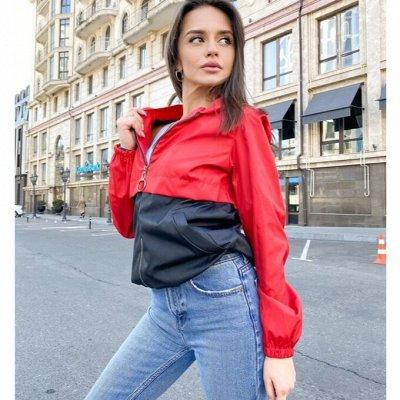 TENDENCIA модная одежда Украины и Турции 70 Только новинки💥 — Верхняя одежда — Ветровки и легкие куртки
