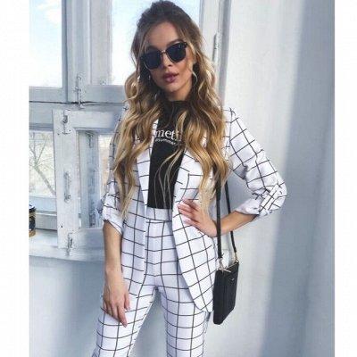 TENDENCIA модная одежда Украины и Турции 70 Только новинки💥 — Костюмы — Костюмы с брюками