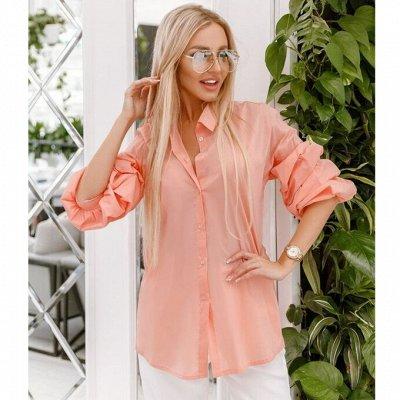 TENDENCIA модная одежда Украины и Турции 70 Только новинки💥 — Блузы, рубашки, пиджаки — Рубашки