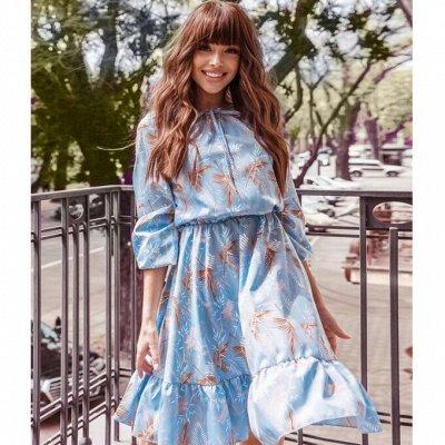 TENDENCIA модная одежда Украины и Турции 70 Только новинки💥 — Платья 2 — Летние платья