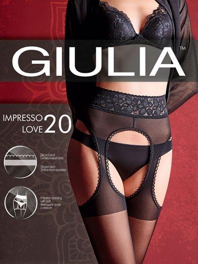 """Колготки GIULIA 41 — Giulia - линия 'Impresso"""" — Колготки"""