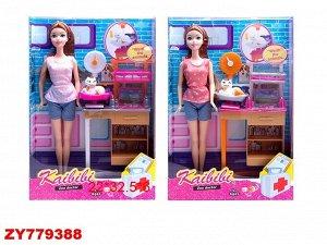 Кукла в наборе ZY779388  BLD181 (1/48)