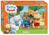 """Мозаика """"puzzle"""" 104 """"Тима и Тома"""" (Мармелад Медиа) 82204"""