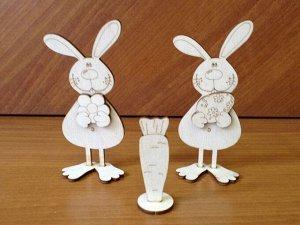 Набор Пасхальных зайцев