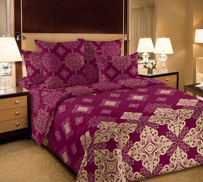 ECOLAN - домашний текстиль, яркие принты! Наматрасники! — Постельное белье (перкаль) - семейный — Семейные комплекты