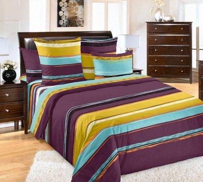 ECOLAN — домашний текстиль, яркие принты! Наматрасники — Постельное белье (перкаль) - 2сп — Двуспальные и евро комплекты