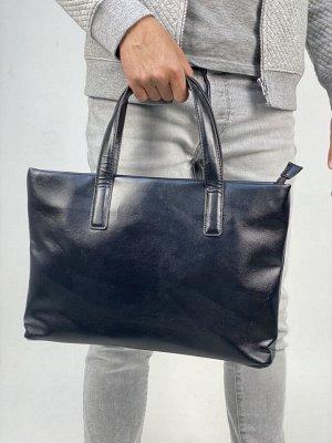 Мужская бизнес сумка под ноутбук.