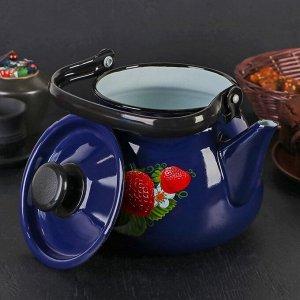 Чайник 3,5 л, деколь МИКС