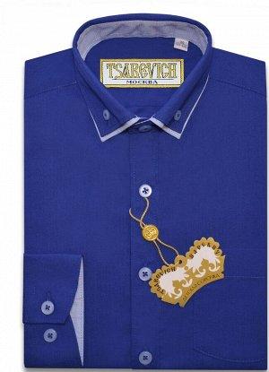 Сорочка детская длинный рукав Царевич Royal/001