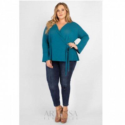 Artessa-2. Женская одежда Plus Size! Скидки! — Блузки, топы — Большие размеры