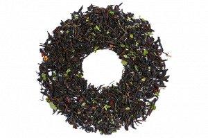 """Чай """"Чёрный со смородиной"""""""