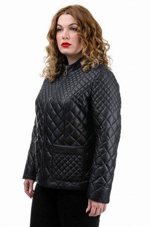 Куртка «Виктория», 50-56, арт.292 черный
