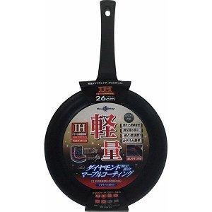 Сковорода с алмазно-мраморным покрытием Tafuсo (JAPAN) F-7122 (26 см)