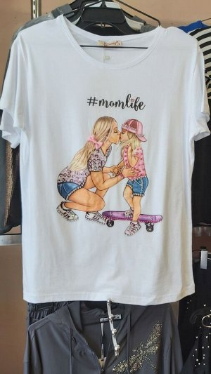 Шикарная футболка