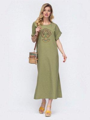 Платье 17764