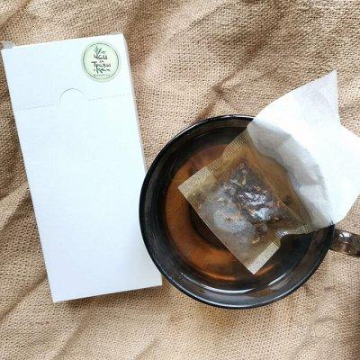 Лазовский вкусный мёд и  Чаи да Травы. Липа 2020! — Чайные фильтр-пакеты — Чай