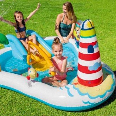 Летний musthave! Отдыхаем весело! Солнечная закупка! — Батуты, надувные игровые центры, качели — Спортивные игры