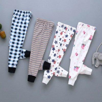 Белье для всей семьи, от лялечки до дедушки! Качество 5+ — Детские домашние штанишки — Одежда для дома