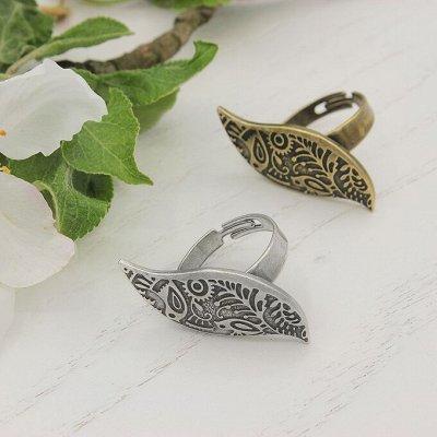 Романтичные украшения в Этно Стиле — Кольца — Бижутерия