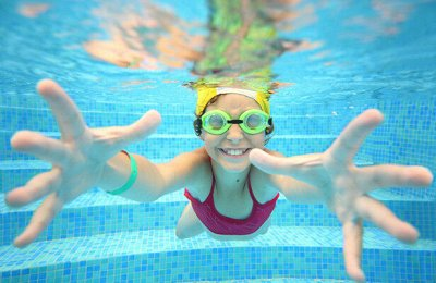 Летний musthave! Отдыхаем весело! Солнечная закупка! — Бассейн — Плавание