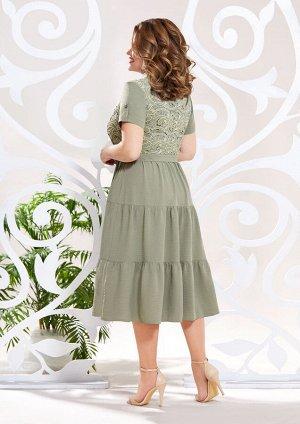 Платье Платье Mira Fashion 4789  Состав: Вискоза-25%; ПЭ-71%; Спандекс-5%; Сезон: Весна-Лето Рост: 164  В этом, поистине, роскошном платье, Вы покорите окружающих своим изысканным вкусом. Модель прит