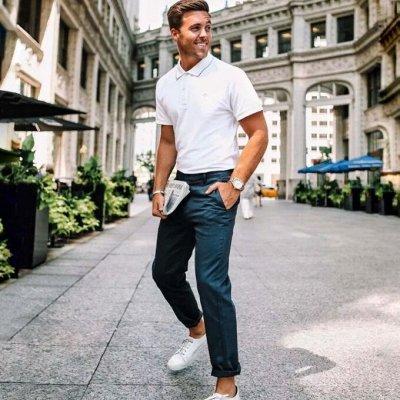 Летний образ  - обнови свой гардероб!!! — Мужская Летняя  Коллекция — Одежда