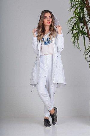 Брюки, куртка SandyNa Артикул: 13700 белый