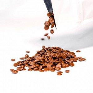 CHIKALAB шоколадные дропсы без сахара 150 гр.