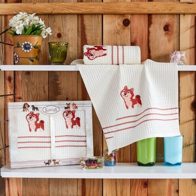 Пляжные полотенца от 100 руб! Последний раз по таким ценам!  — Вафельные кухонные полотенца  — Кухонные полотенца