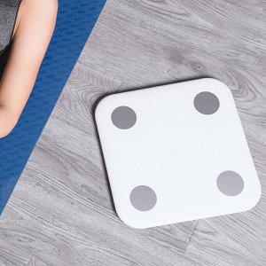 Напольные весы с биоимпедансным анализом веса