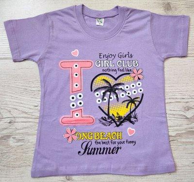 KaПуСтА kids🔥СуперЦены — Футболки, маечки для девочек — Футболки